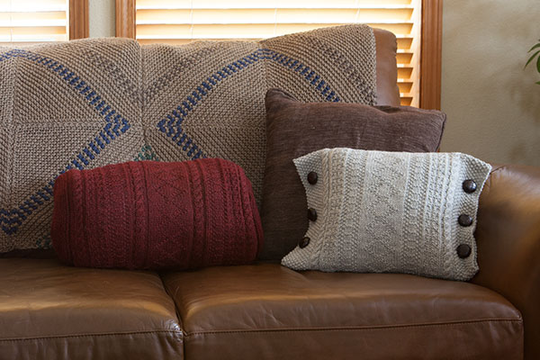 Guernsey Cushions Pattern