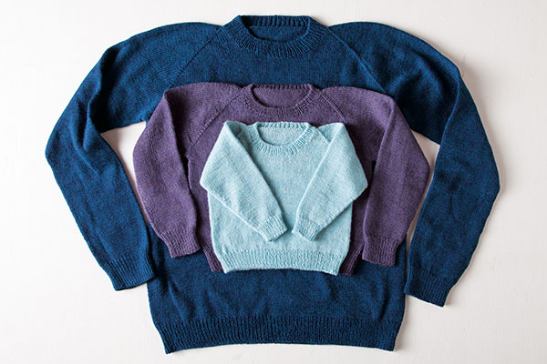 Knits for Everybody Sweaters Pattern