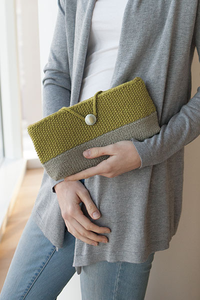 Althea Clutch Pattern