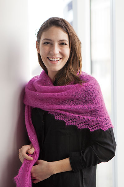 Queensway Shawl Pattern