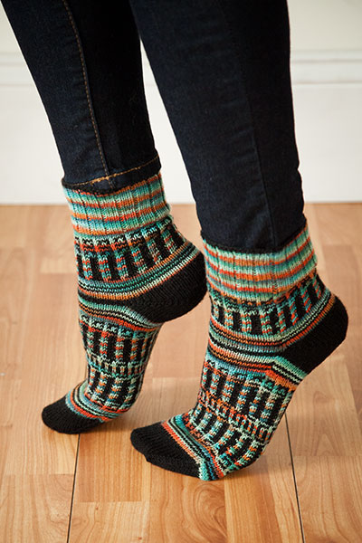Tree of Life Socks Pattern