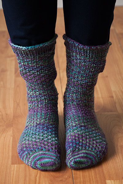 Sparkle Socks Pattern