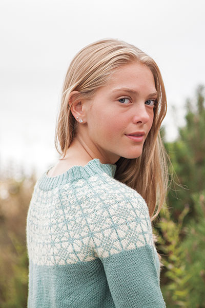 Sunwheels Pullover Pattern