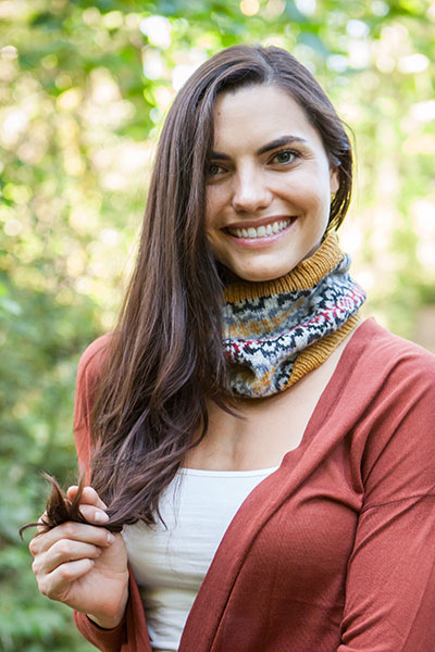 Blodwed Cowl Pattern