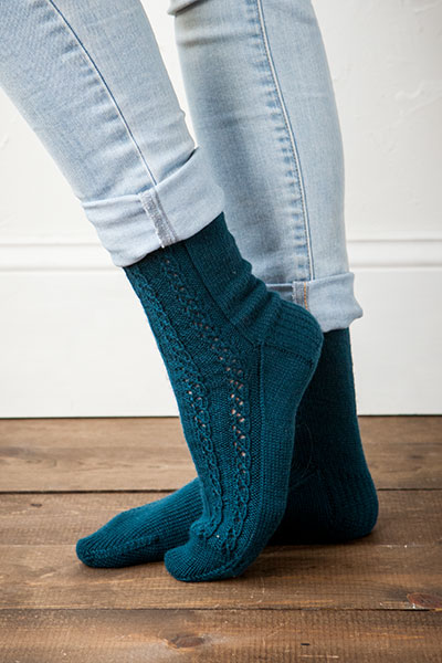 Puget Sound Socks Pattern