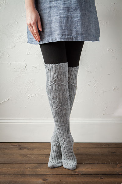Fontana Socks Pattern