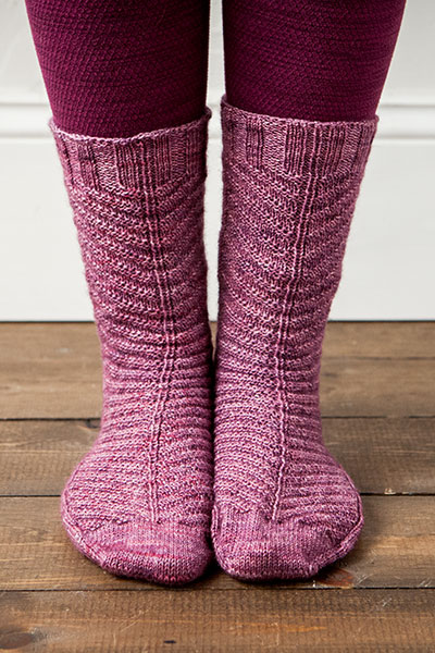 Lorentz Socks Pattern