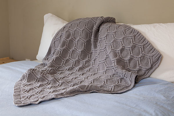 Arabesque Blanket Pattern