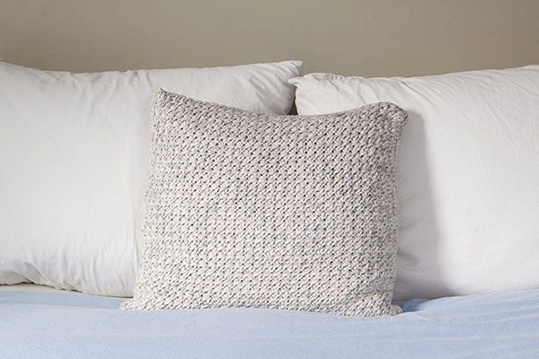 Textured Cushion Pattern