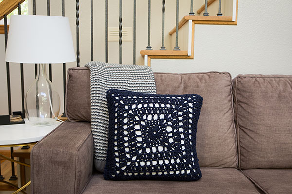 Housewarming Pillow Pattern