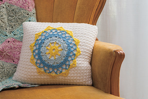 Mandala Pillow Pattern