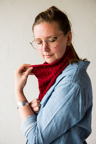 Aibell Cowl Pattern