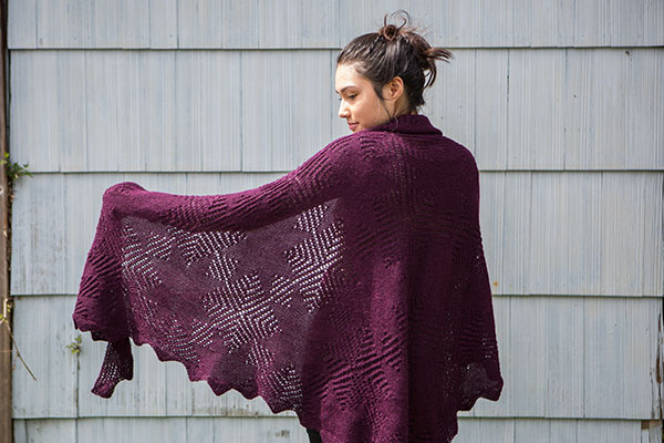 Salem Shawl Pattern