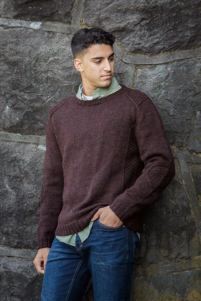 Rockland Sweater Pattern