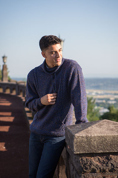 Riverfolk Pullover Pattern