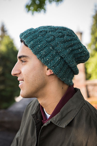 Shoals Hat Pattern