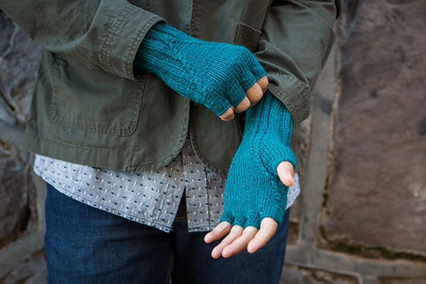 V-Mitts Pattern