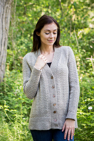 Passage Cardigan Pattern