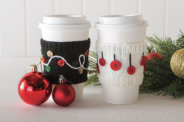 Day and Night Cup Cozies Pattern