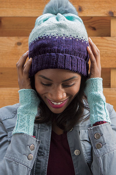 Modern Toque Pattern