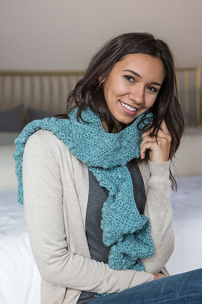 Willowridge Scarf Pattern
