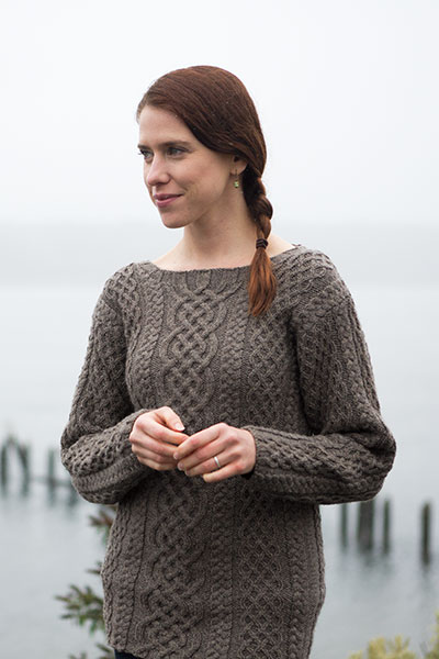 Plaiter Sweater Pattern