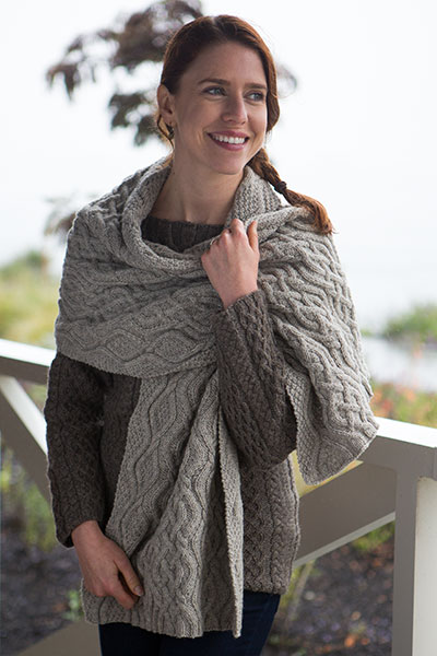 Lundy Wrap Pattern