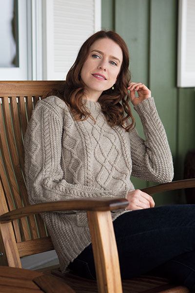 Clarsach Pullover Pattern