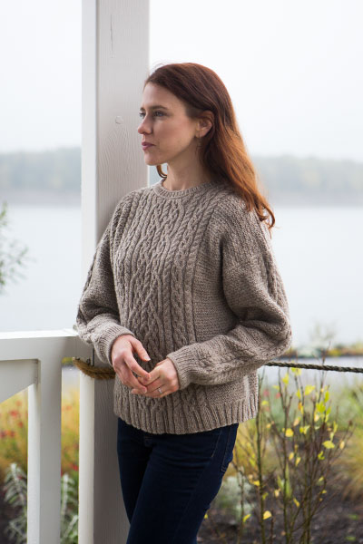 Riverfall Pullover Pattern