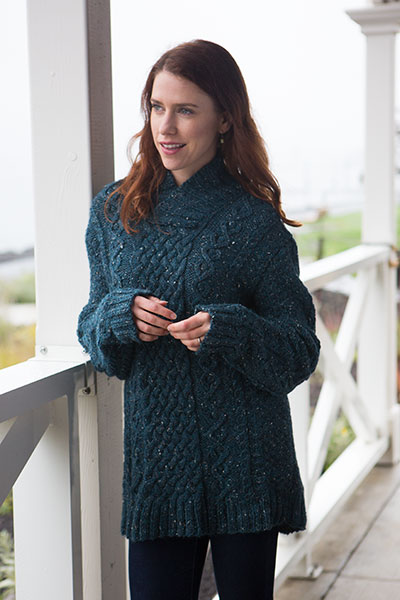 Turfside Sweater Pattern
