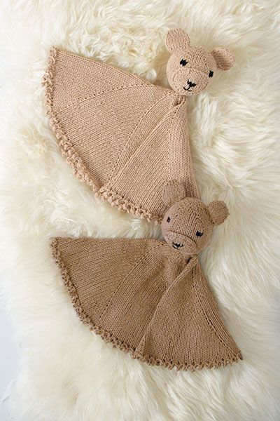 Snuffles Security Blanket Pattern