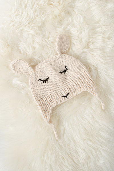 Little Lamb Hat Pattern