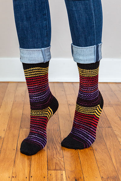 Phinney Ridge Socks Pattern