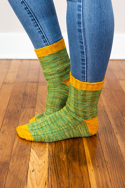 Geosmin Socks Pattern