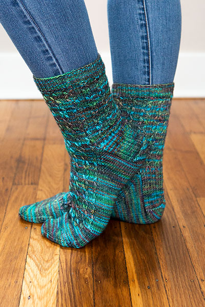 Stockwell Socks Pattern
