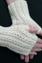 BonBons Fingerless Mitts Pattern