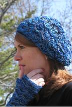 Naida Beret & Fingerless Gloves Pattern