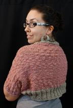 Simply Striped Shrug Pattern Pattern