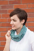 Swiss Tweed Crochet Cowl Pattern Pattern