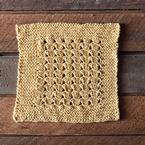 Mrs Hunter's Dishcloth Pattern