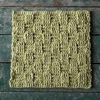 Picnic Basket Crochet Dishcloth Pattern