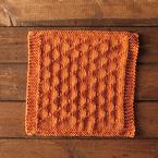 Chain Link Dishcloth Pattern
