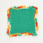 Paige Family Dishcloth Pattern