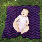 Chevron Cherub Wrap Pattern