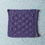 King Charles Dishcloth Pattern