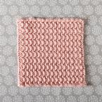 Zig Zag Dishcloth Pattern