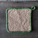 Burg Gudneau Dishcloth Pattern