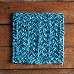 Ripples Dishcloth Pattern
