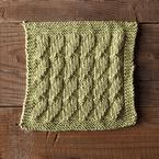 Seaweed Dishcloth Pattern