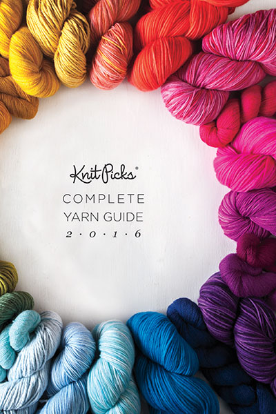 Complete Yarn Guide: 2016 Pattern